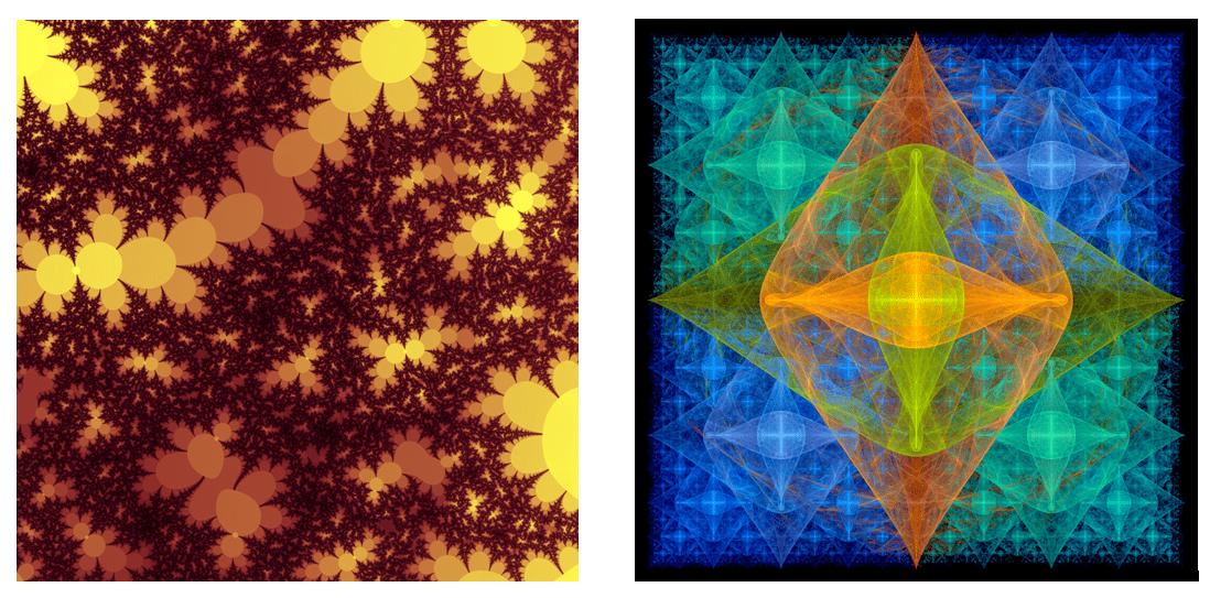 Fractales. Imagen de Ken, CC-BY 2.0