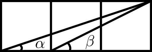 Problema de suma de ángulos